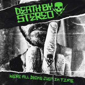 Death By Stereo by  album cover