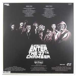 El Michels Affair: Enter The 37th Chamber (Colored Vinyl) Vinyl LP by  album cover