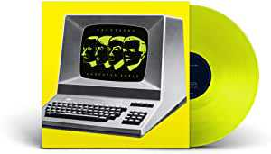 Computer World by Kraftwerk album cover