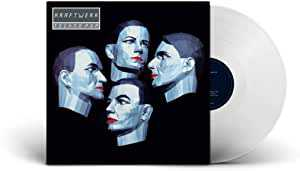 Techno Pop by Kraftwerk album cover
