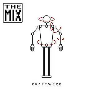 The Mix by Kraftwerk album cover