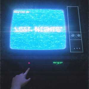 Rewind by Lost Nights album cover
