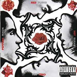 Blood Sugar Sex Magik by Red Hot Chili Peppers album cover