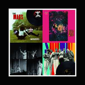The Mad's / Traffic Sound: Psychedelic Rock from Peru 1968​-​71 and more by The Mads / Traffic Sound album cover