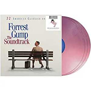 Forrest Gump by Various Artists album cover