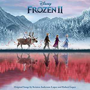 Frozen 2: The Songs by Various Artists album cover