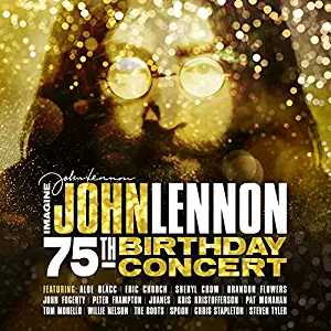 Imagine: John Lennon 75th Birthday Concert by Various Artists album cover