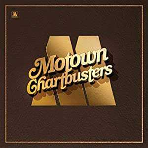 Motown Chartbusters by Various Artists album cover