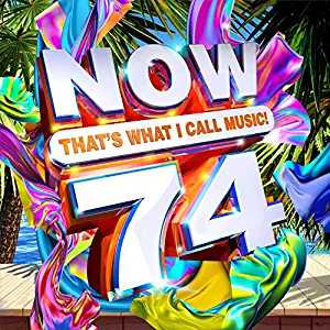 NOW 74 by Various Artists album cover