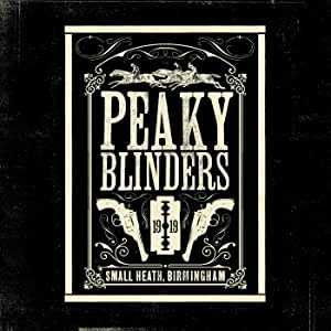Peaky Blinders OST by Various Artists album cover