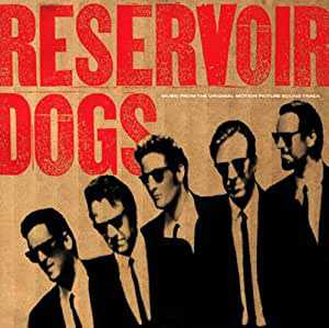 Reservoir Dogs - UK Black Vinyl by Various Artists album cover