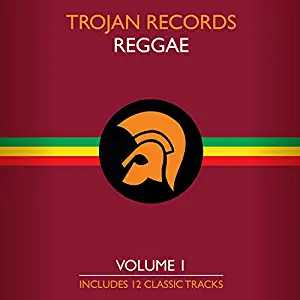 The Best Of Trojan Reggae Vol. 1 by Various Artists album cover