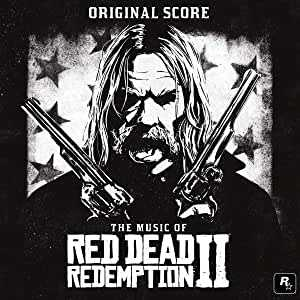 The Music Of Red Dead Redemption 2 by Various Artists album cover