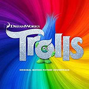 TROLLS by Various Artists album cover